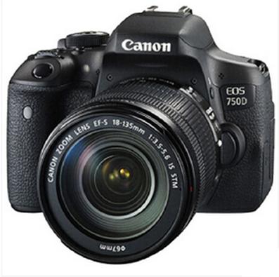 佳能/Canon EOS750D 数字照相机